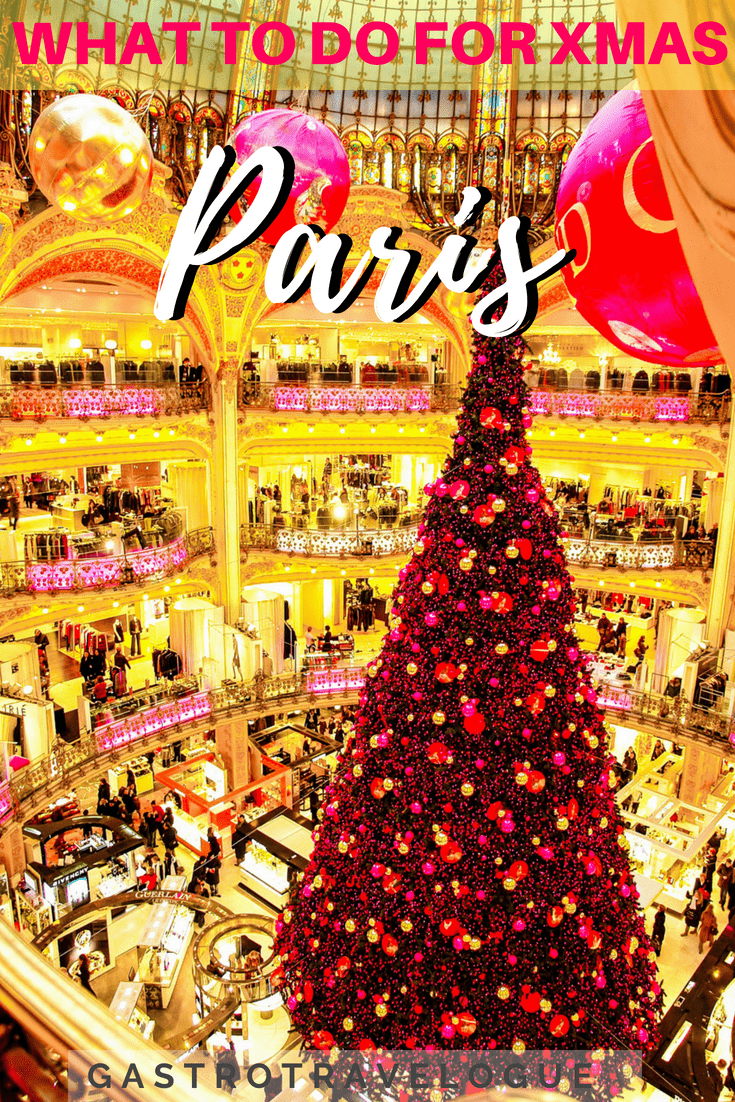 Christmas In France Decorations.Christmas In Paris Paris Christmas Whattosee France