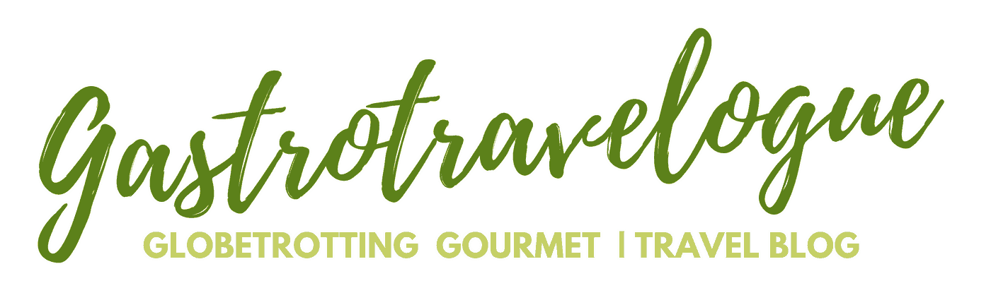 Gastrotravelogue : The Globetrotting Foodie