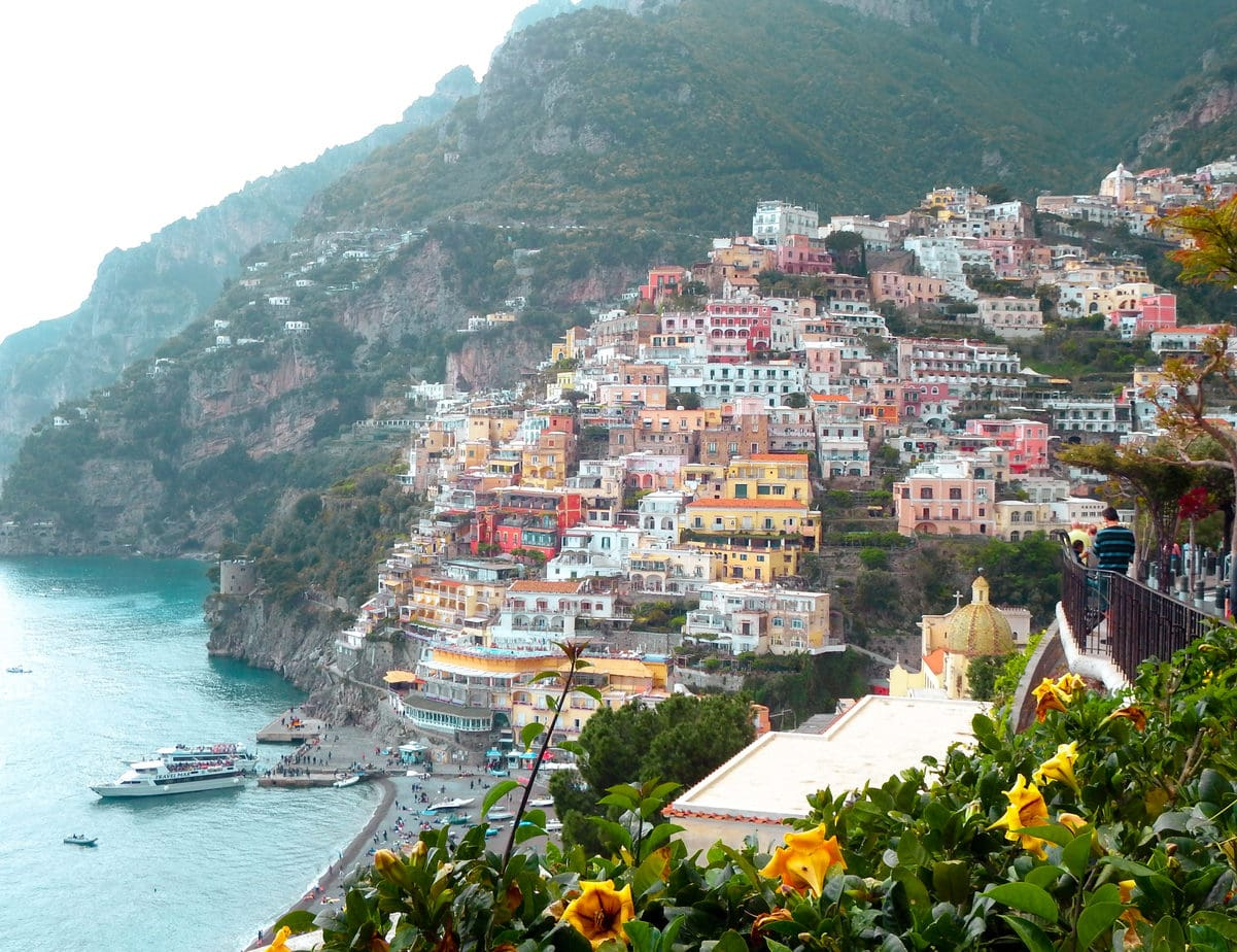 A DAY IN POSITANO, ITALY  20 FABULOUS THINGS TO CHOOSE ...