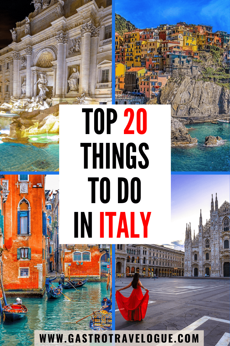 20 of the best things to do in Italy  italy rome venice ...